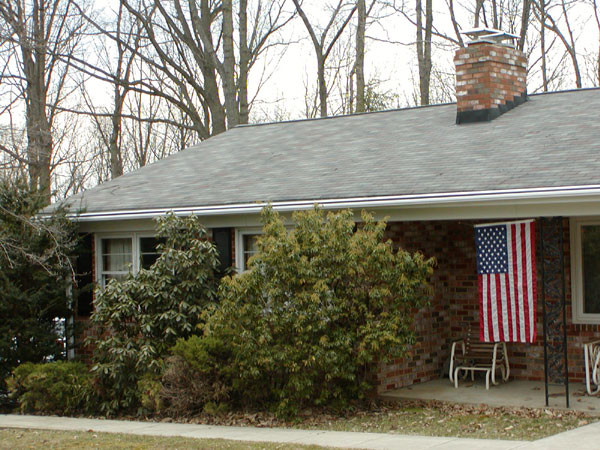 Seamless Aluminum Copper And Steel Gutters Installation